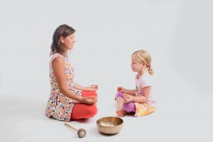Kinderyoga opleiding- mediteren met je kind El Sole