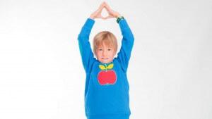 Tiener-yoga