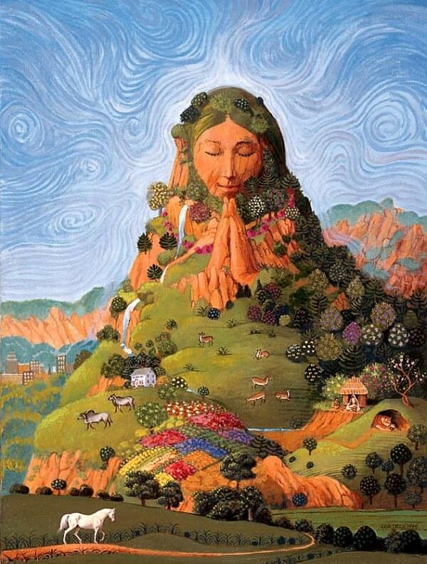 Kinderyoga oefening: Aarde Meditatie | El Sole