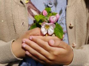 El Sole - Kinderyoga oefening: De Aarde danken