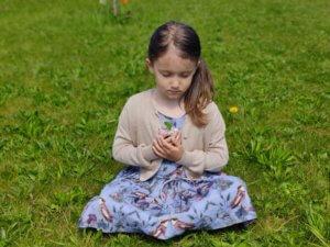 El Sole - Kinderyoga oefening:De Aarde danken